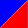 آبی قرمز