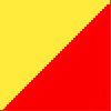 قرمز زرد