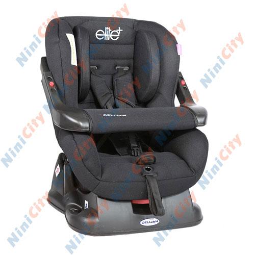 صندلی خودرو (ماشین) دلیجان مدل الیت پلاس Elite Plus
