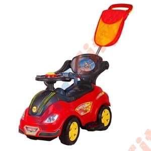 ماشین بازی چهارچرخ کودک سپیده تویز مدل امگا کار Omega Car