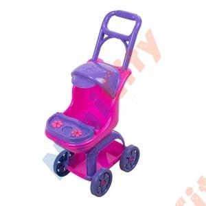 کالسکه اسباب بازی مولود (بی بی لند) Baby Land مدل 80218