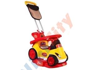 ماشین بازی چهارچرخ کودک 9 کاره سپیده تویز مدل گیگا کار Giga Car