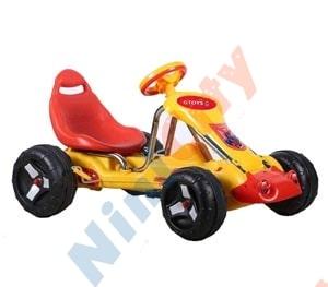 ماشین بازی چهارچرخ پدالی کودک جی تویز مدل A700