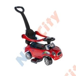 ماشین بازی سواری چهارچرخ کودک مولود (بی بی لند) مدل بانی کار Bani Car