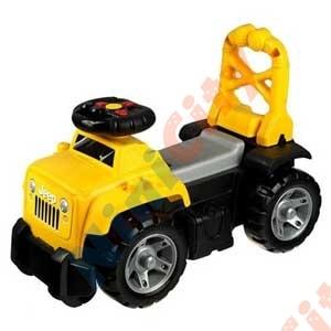ماشین بازی سواری چهارچرخ کودک مولود (بی بی لند) مدل جیپ آفرود Off-road Jeep