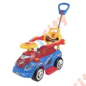 ماشین بازی سواری چهارچرخ کودک مولود (بی بی لند) مدل مجیک کار Magic Car