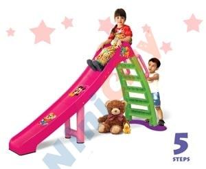 سرسره کودک مدل سارینا ۵ پله