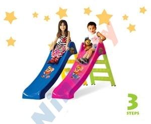 سرسره کودک مدل سورنا ۳ پله