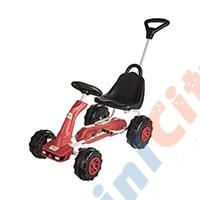 ماشین بازی سواری چهارچرخ کودک مولود (بی بی لند) مدل تاپ کار Top Car