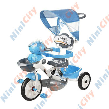سه چرخه بی بی لند (مولود) مدل ربات Robot T-402
