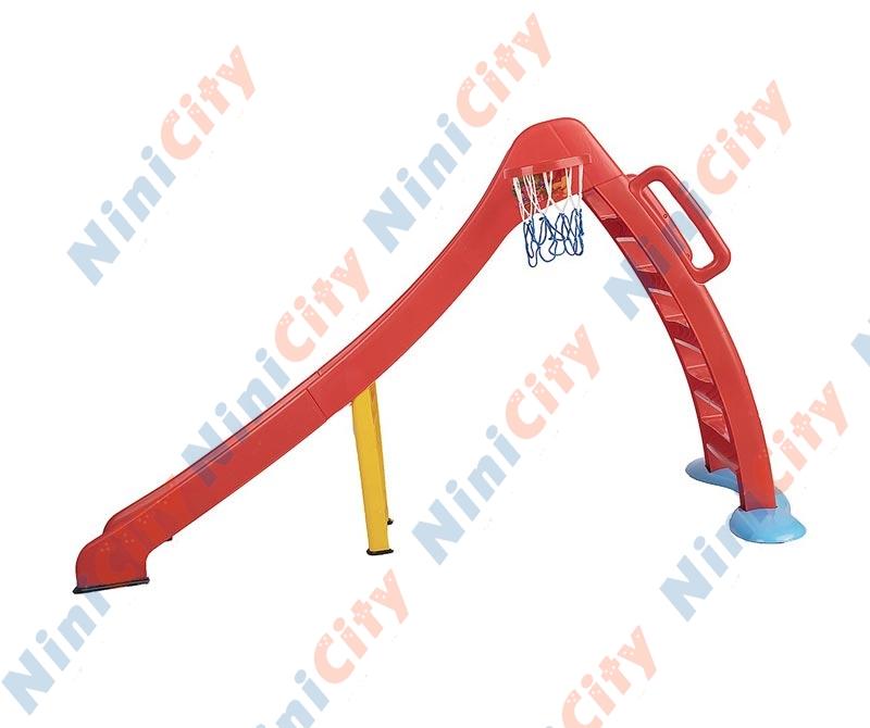سرسره کودک مدل سارینا ۵ پله قرمز