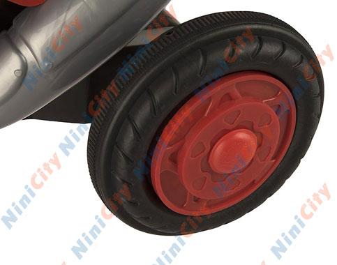 سه چرخه ارابه مدل تی تی Titi طرح موتور چند رنگ